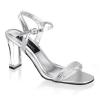 ROMANCE-311 Silver, size 12